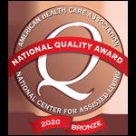 National Quality Award Program, Bronze Award Logo