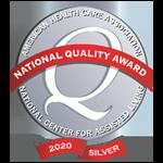 National Quality Award Program, Silver Award Logo