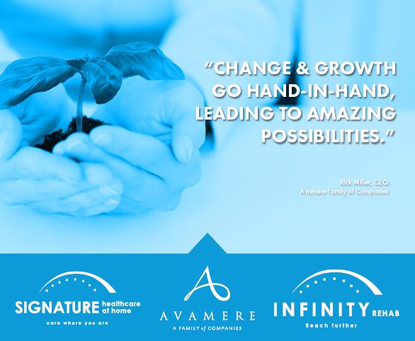 Avamere Health Services Org Change, Rick Miller, CEO