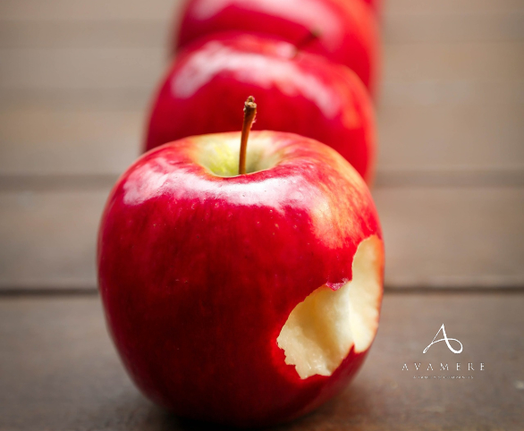 Apples for National Nutritional Month Avamere Eats Healthy campaign