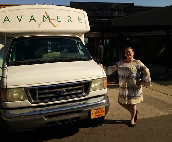 Livia Thompson, Senior Life Enrichment Director, Avamere at Bethany
