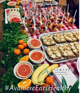 Avamere Eats Healthy for National Nutrition Month