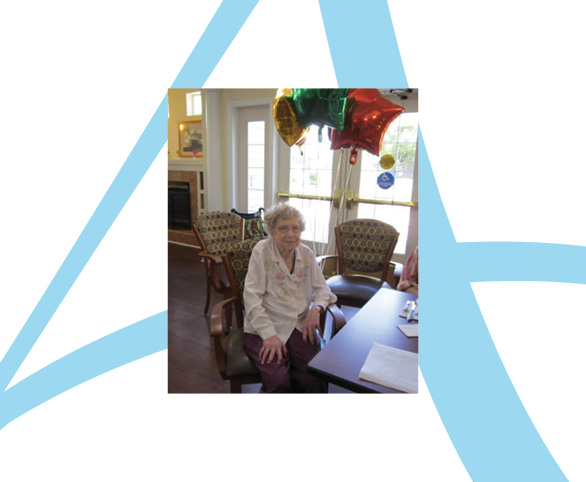 Elsie Borchers, Avamere at Sherwood senior living community in Sherwood, Oregon