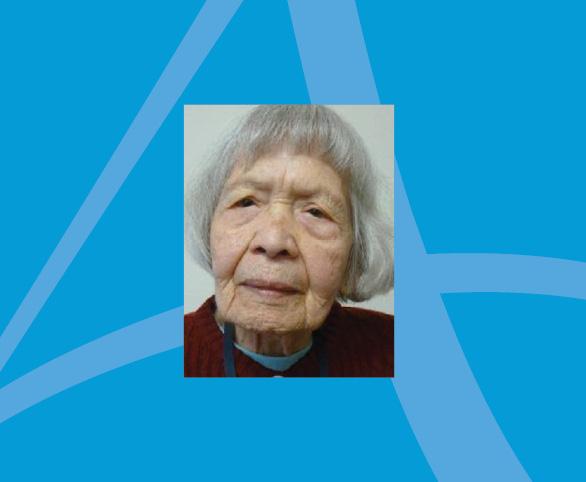 Adonia Elly DeWyse, Suzanne Elise resident, celebrates her 100th birthday
