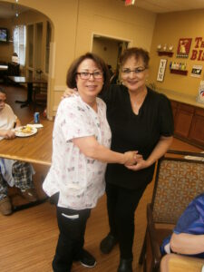 Avamere Transitional Care - Malley retirement party for Martha Velasquez