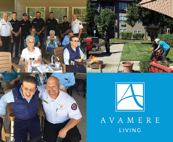 Avamere at Port Townsend Fire and Ice Event