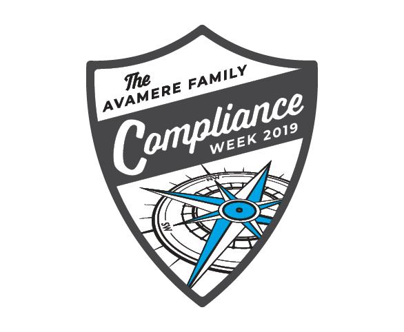 Avamere Compliance Week 2019 logo