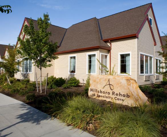 Avamere Rehabilitation of Hillsboro skilled nursing in Hillsboro, Oregon