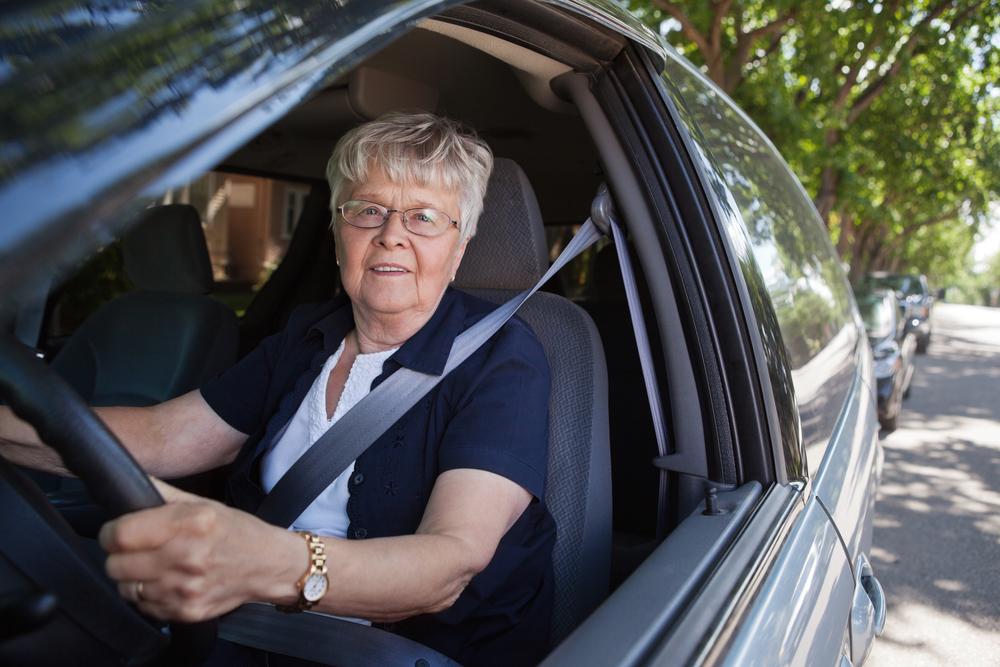 helping seniors transition driving