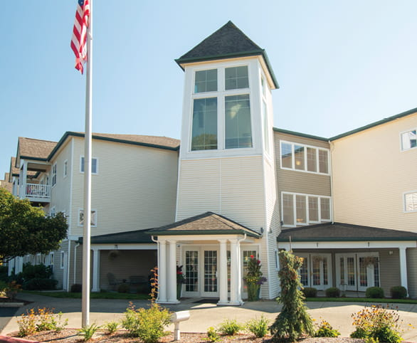Avamere at St. Helens, independent living, assisted living, and memory care in St. Helens, Oregon