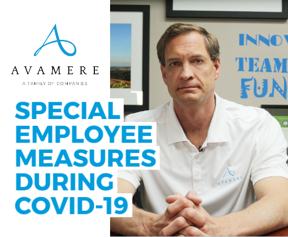 Avamere Family of Companies Supports Staff During COVID-19 Outbreak