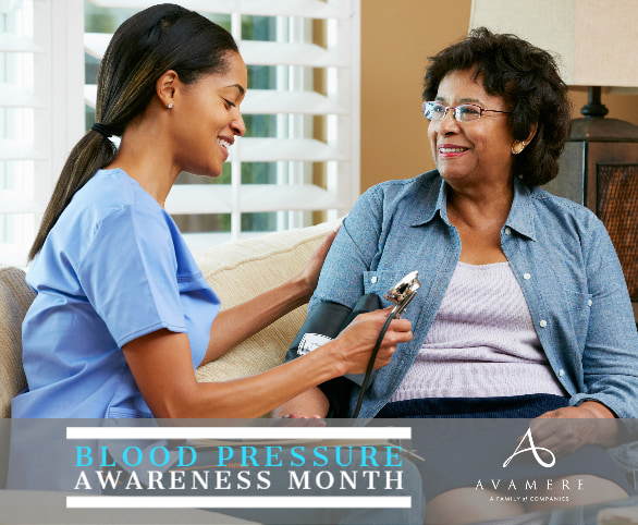 5 Tips to Managing Your Blood Pressure