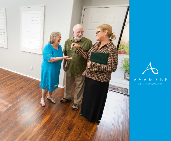 Seniors moving to assisted living