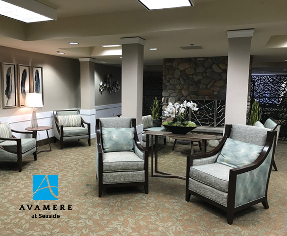 Avamere at Seaside, an independent living and memory care community in Seaside, Oregon