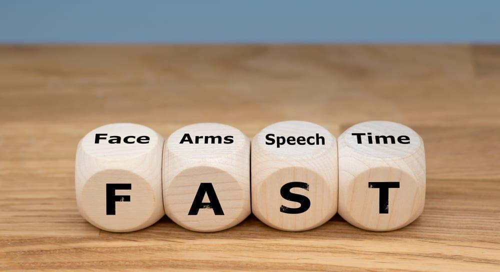 FAST method recognizing strokes seniors
