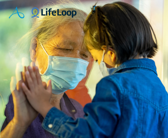 Avamere and LifeLoop partner to promote family connections for senior residents