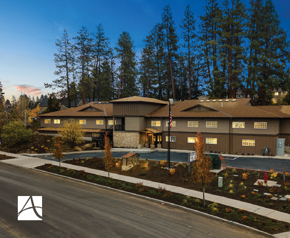 The Arbor at Bend, a memory care community in Bend, Oregon
