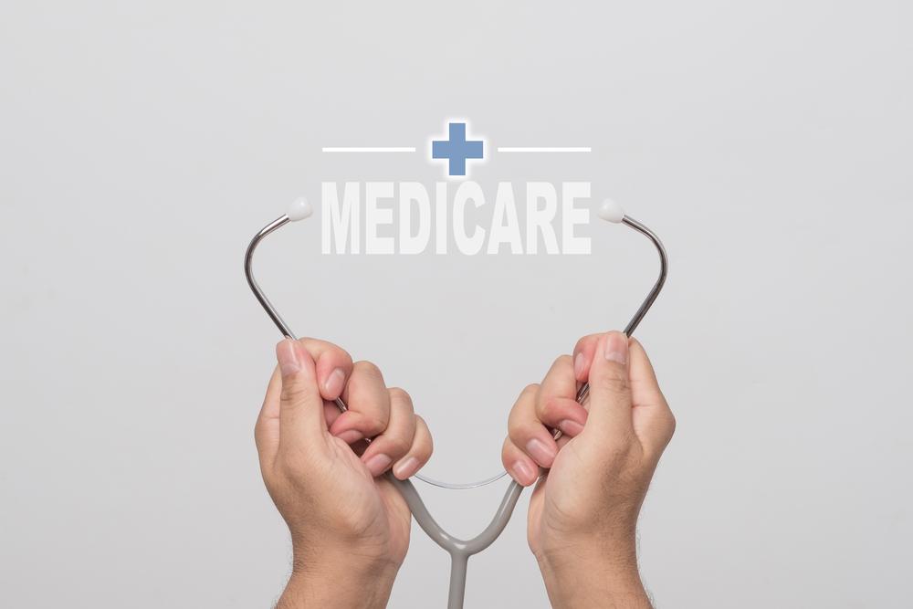 senior Medicare health coverage