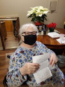 Kathy Cratty, Avamere pen pal
