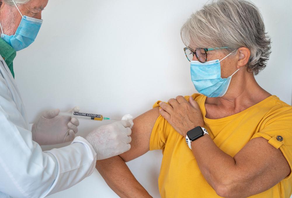 senior COVID-19 vaccine