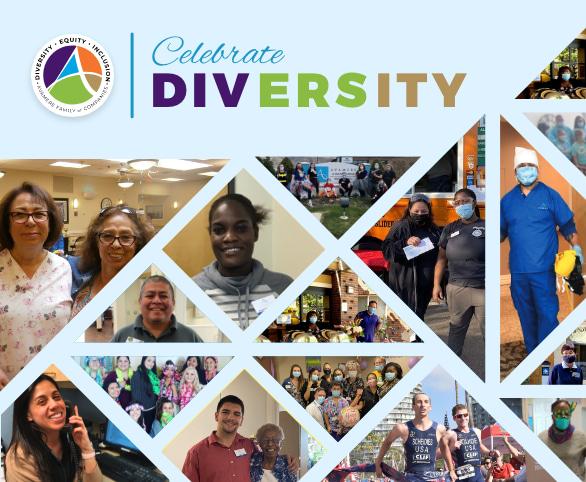 Avamere honors Celebrate Diversity Month