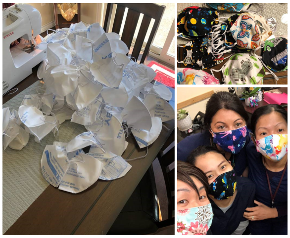 Project Making Masks Takes an Unbelievable Turn