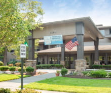 Avamere at Port Townsend Independent & Assisted Living Main Entrance