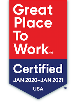 Avamere Great Place To Work Award