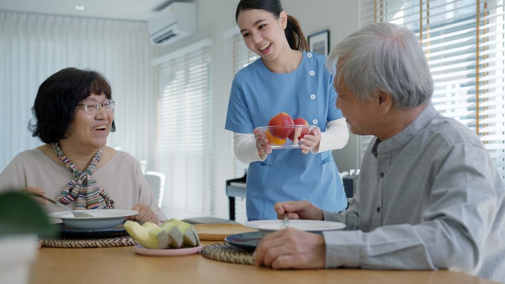 staff roles senior living