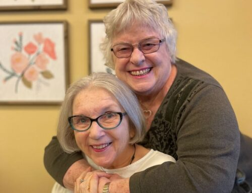 Two Friends Reunite After 52 Years